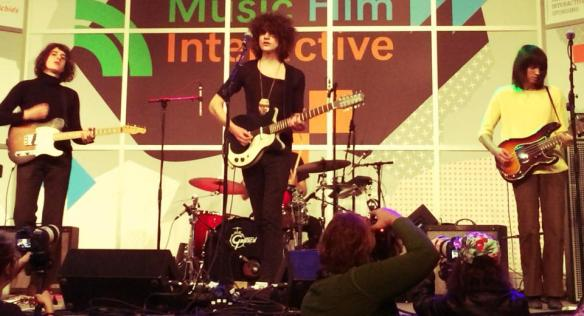 Temples at Radio Day Stage
