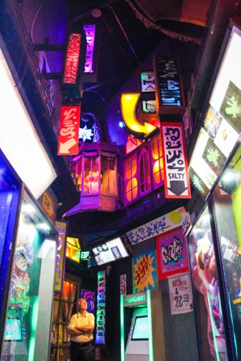 Chinatown at Meow Wolf