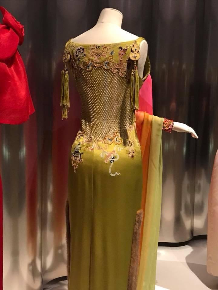 Nicole Kidman Christian Dior Oscars dress