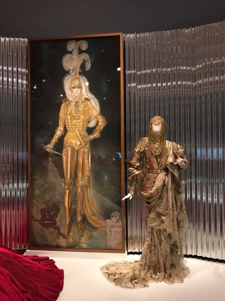 Marchesa Casati Christian Dior Denver Art Museum